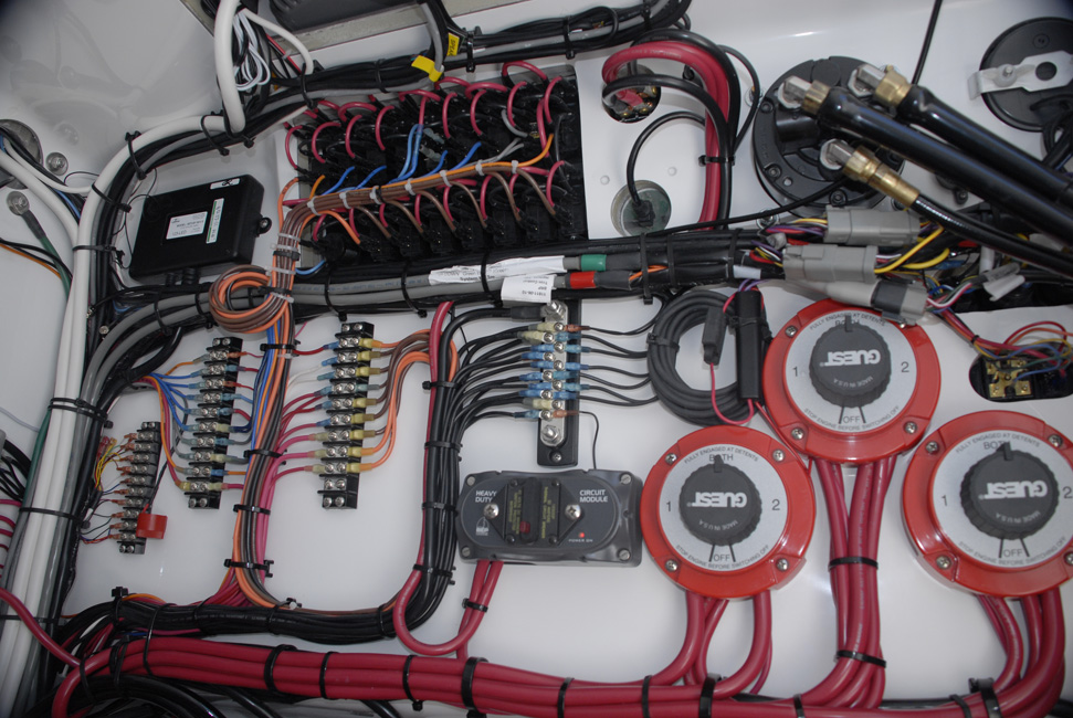 Complete Marine Rewiring Service - Sydney Marine Electrical on marine upholstery, alternating current, marine engine, power cable, extension cord, distribution board, electric power distribution, ground and neutral, marine service, marine alternator, electric motor, junction box, three-phase electric power, marine housing, knob-and-tube wiring, power cord, marine welding, marine security, circuit breaker, electrical engineering, marine furniture, marine pumps, electrical conduit, earthing system, national electrical code, wiring diagram, marine tools,